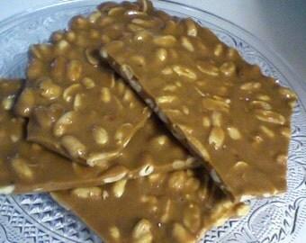 Peanut Brittle (1 POUND)