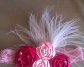Sleeping Beauty Inspired Headband