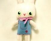 Retro bunny doll / My first friend