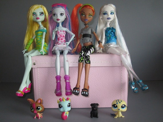 OOAK Custom Monster High Doll-You Design