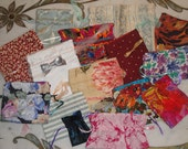 Four Custom-made Jewelry Pouches/Bags You Specify the Size and Colors