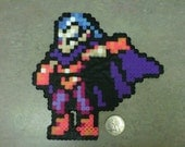 Magus from Chrono Trigger Fridge Magnet SNES 8-bit Art Crono