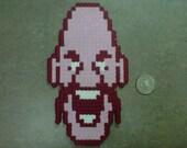 Soda Popinski from NES Game Mike Tyson's Punch-out Fridge Magnet 8-Bit Art Russian Boxer