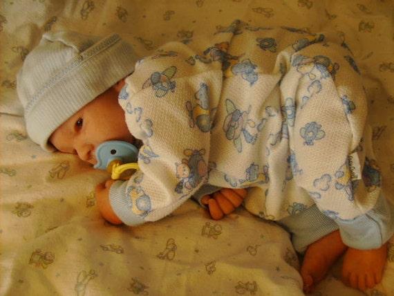 Reborn Baby Zachary