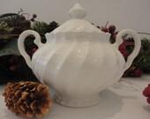 Vintage Sugar Bowl Made in England