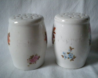 20% OFF  Salt and Pepper Shakers with Small Flower Design