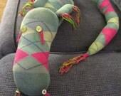 2012 Chinese Luck Dragon Plush Sock Monster