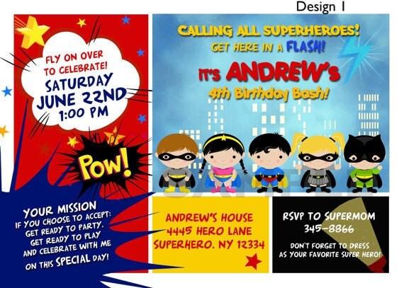 Spiderman Party Invites is perfect invitation ideas