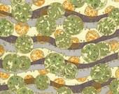 Japanese Yuzen Chiyogami Washi Paper (Abstract Design 19) - A4 Sheet