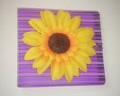 Sunflower Photo Album Or Cd Case