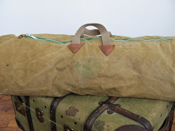 RESERVE 1960s BOY SCOUTS of America duffle bag