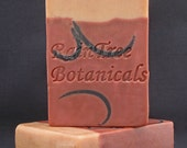 Dragon's Breath Cold Process Artisan Soap with Olive Oil, Avocado Oil and Shea Butter