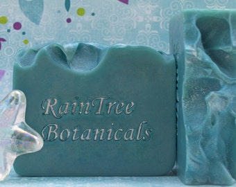 Sea Sprite Luxury Olive Oil soap with  Avocado Oil and Shea Butter