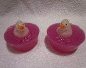 Grape Soda Ducky Soap