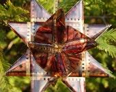 Movie Star Ornament Original Magenta