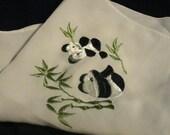 Panda Hankie