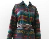 Southwestern Jacket Size Small /  Medium