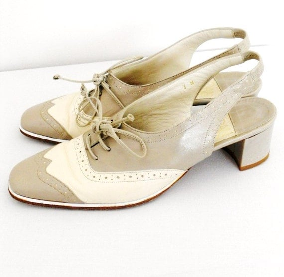 Joan and David Slingback Oxfords 7