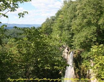 Falling Spring -Covington,  Virginia