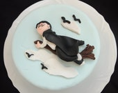 harry potter handmade caketopper 100% edible