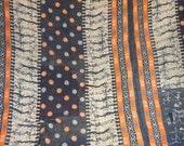 REVERSIBLE Vintage Kantha Quilt