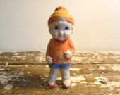 Bisque Doll Made in Japan 555 Penny Boy Doll