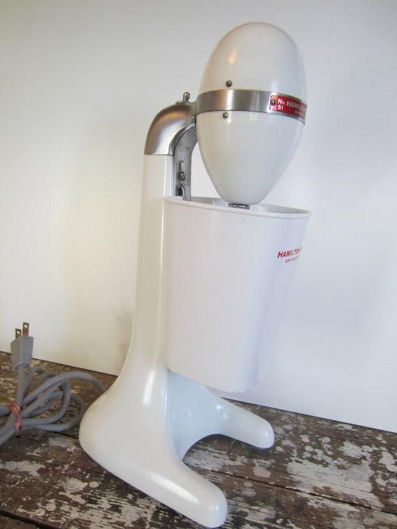 Vintage Milkshake MIxer Red Kitchen Mixer Drinkmaster