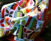 Love Bug Appliqued Quilt