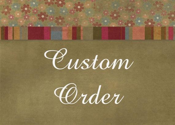 Custom Order for Angineh - Custom Superhero Thank You