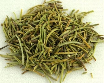 1 Cup Organic Rosemary leaf, cut and sifted, fragrant and great for cooking