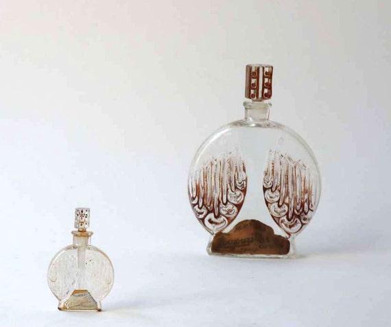 Toujours Moi bottles, Corday perfume flacons