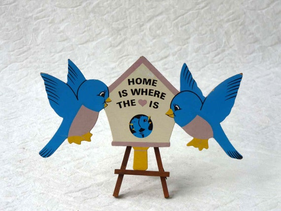 Happy Home Bluebrids, reserved for B.H.