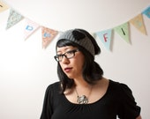 The Hearty Headband Crocheted Companion (Choose your own color)