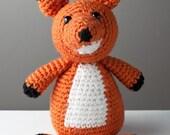 Crochet Foxy Fox Amigurumi Plush
