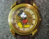 Mickey Mouse watch - by Lorus