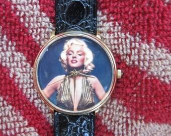 Marilyn Monroe fashion watch