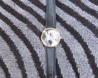 Zebra Love fashion watch