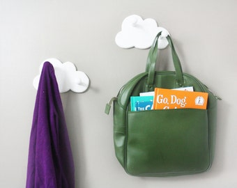 Cloud Wall Hooks-Set of Two