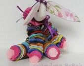 Yoyo Bunny Stuffed Animal Toy