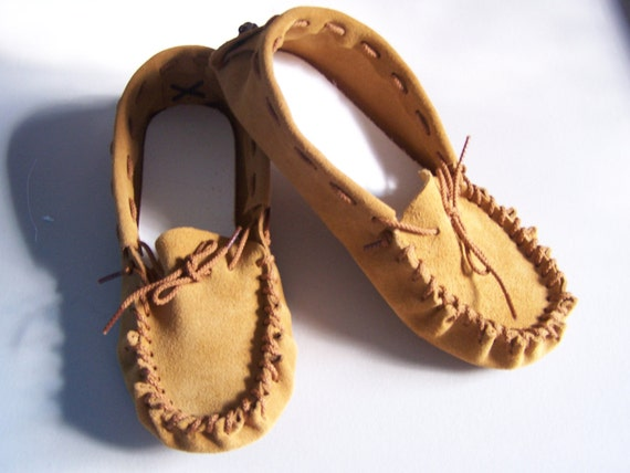 Indian Scout Moccasins