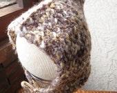 LYRA - Knit Hood for Kids 4T-10