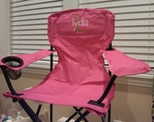Kid's Personalized Chair