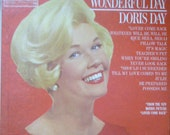 Doris Day vinyl LP Wonderful Day VG-Plus Record