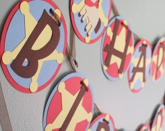 Cowboy Birthday Banner, Cowboy Party, Cowboy Birthday Party, Cowboy Birthday Decorations, Western Birthday Party