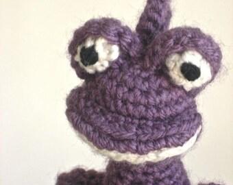Popular items for crochet chameleon on Etsy