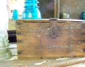 Primitive Box/Combo-Ammo-Cheese/Handcrafted
