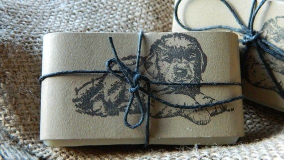 WINTER SALE - Reduced -  Dog Shampoo/soap - Natural NEEM oil - natural insect repellent- Vegan friendly