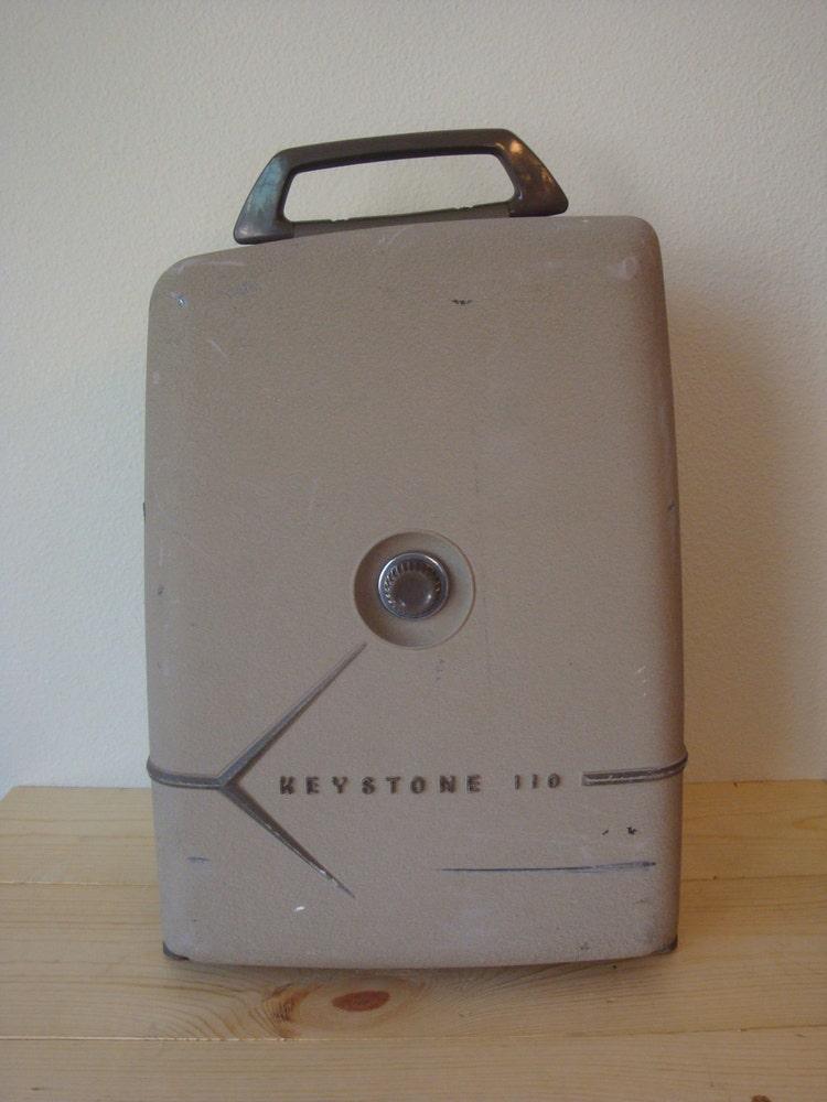 Vintage Keystone 110 8mm Projector By Daydaysfiveanddime