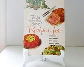 Vintage 7Up Party Recipes Advertising Booklet / Pamphlet