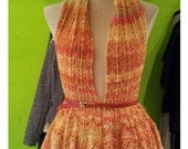 Multi-hand Knitted Colored Vest
